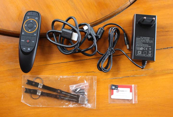 Beelink GS-King X Accessories