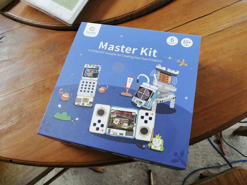 Buy Crowbits Master Kit